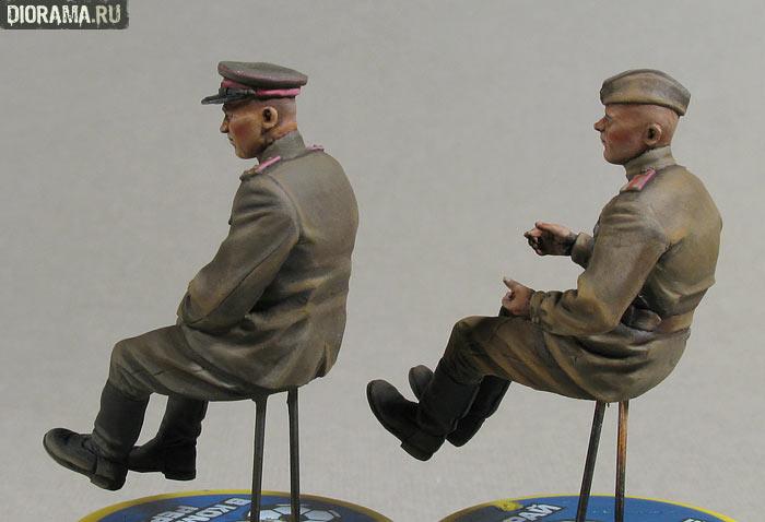 35049 SOVIET JEEP CREW