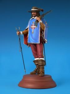 16009 FRENCH MUSKETEER XVII CENTURY