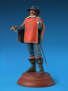16011 FRENCH GUARDSMAN XVII CENTURY