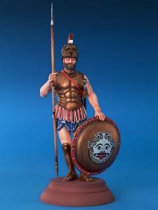 16014 ATHENIAN HOPLITE