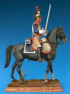 16015 FRENCH CUIRASSIER. NAPOLEONIC WARS