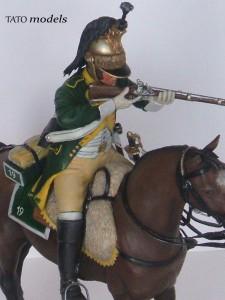 16016 FRENCH DRAGOON. NAPOLEONIC WARS