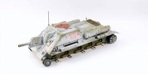 Build up 35181SU-122(初期生産型)