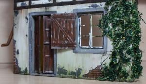 35012 GERMAN VILLAGE HOUSE + 35521 VILLAGE WORKSHOP