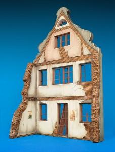 35013 AUSTRIAN CITY BUILDING