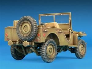 35014 U.S. 4X4 TRUCK BANTAM 40 BRC