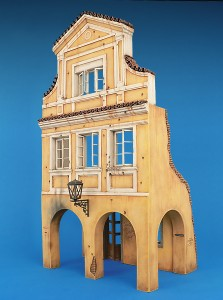 35018 CZECH CITY BUILDING