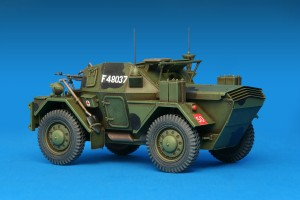 35077 BRITISH SCOUT CAR DINGO Mk.III w/CREW