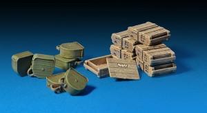 35090 SOVIET INFANTRY AMMO BOXES