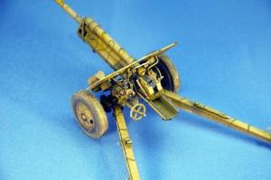 35104 7,62cm FK 39(r) GERMAN FIELD GUN