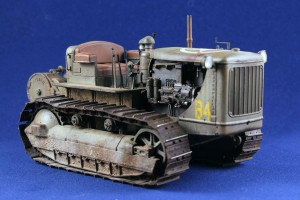 35174 U.S. TRACTOR D7 w/WINCH D7N