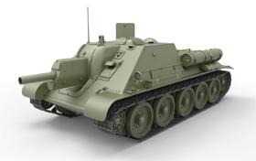 3D renders 35181SU-122(初期生産型)