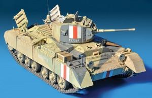 35116 BRITISH INFANTRY TANK Mk.III VALENTINE Mk.I