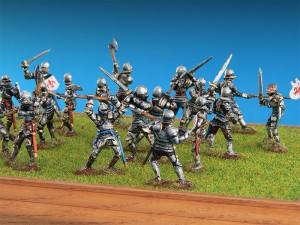 72008 ITALIAN KNIGHTS. XV CENTURY