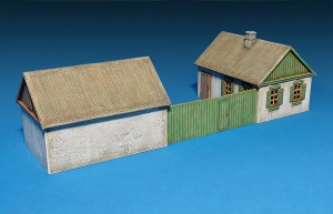 72020 EAST EUROPEAN FARMYARD