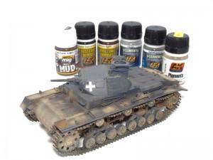 35162 German Tank Pz. Kpfw. III Ausf. В