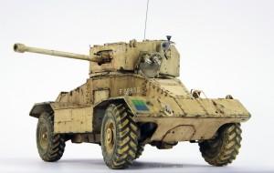 35155 AEC Mk.II ARMOURED CAR