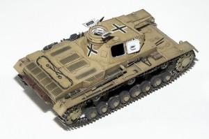 35166 GERMAN Pz.III Kpfw. Ausf С.
