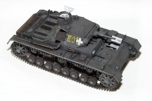 35162 Pz. Kpfw. III Ausf В