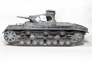 35169 GERMAN Pz.III Kpfw. Ausf D.