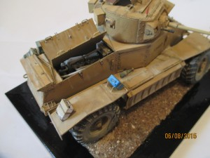 35152 AEC Mk1 Armoured car