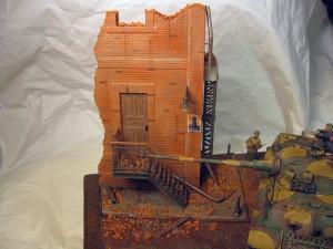 36048 Brick Pavement + 36053 Ruined factory w/Base