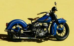 35080 U.S. WWII Motorcycle WLA