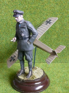 16030 ERNST UDET. WW I Flying Ace