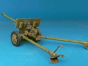 35032 SOVIET 76,2 mm DIV FIELD GUN ZIS-3 w/CREW