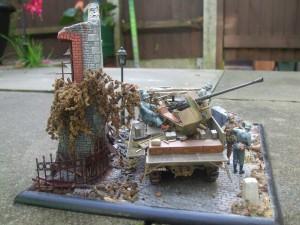 """36024 ARDENNES STREET + 35148 """"MARKET GARDEN"""" NETHERLANDS 1944"""