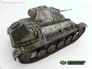 35113 T70M Soviet Light Tank T70M