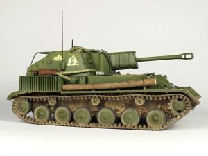 35036 SOVIET SU-76M + Petr Bednarik
