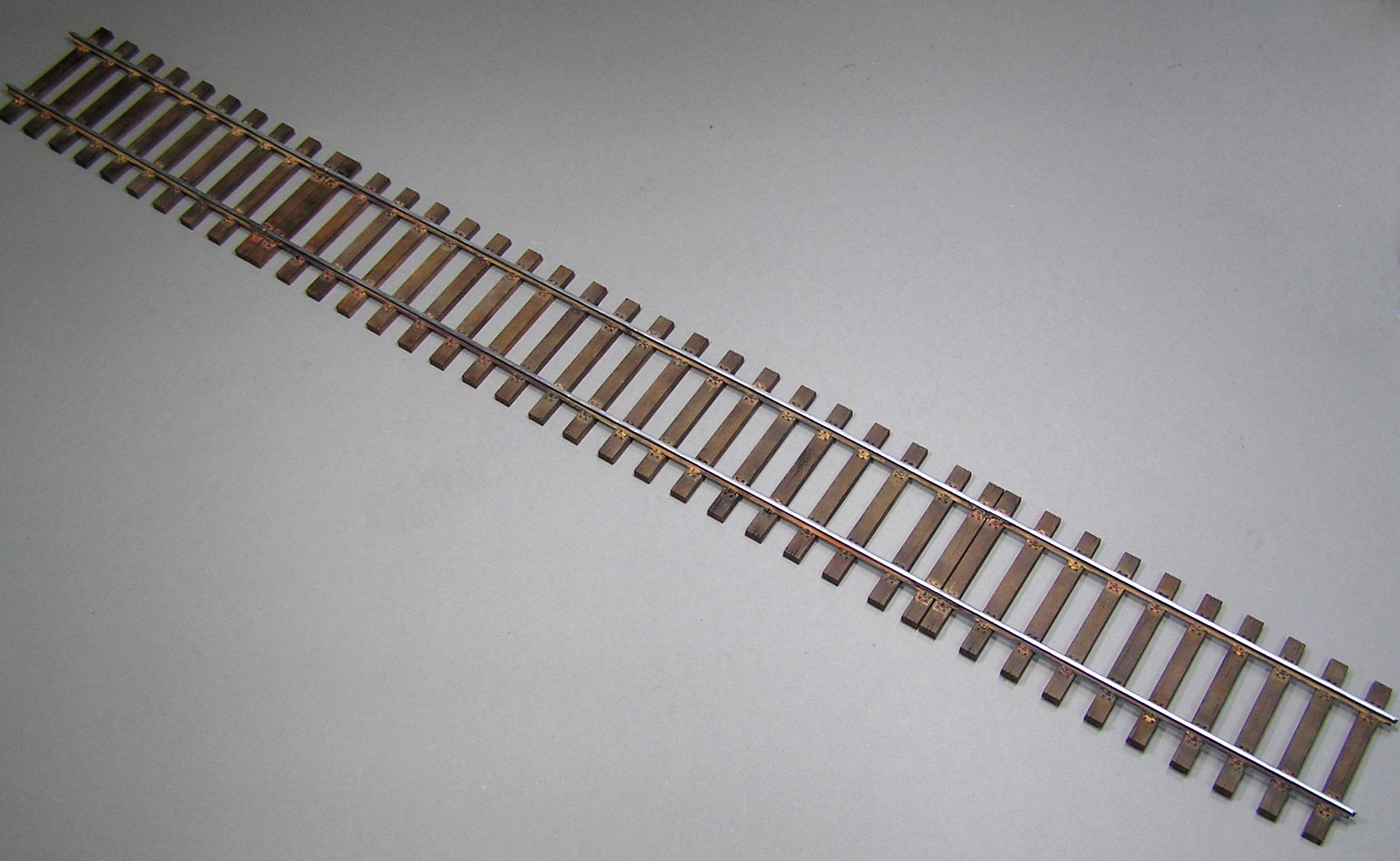 35561 RAILWAY TRACK. EUROPEAN GAUGE