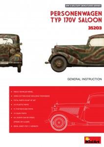 Content box 35203 乘用车 170V型 军官轿车