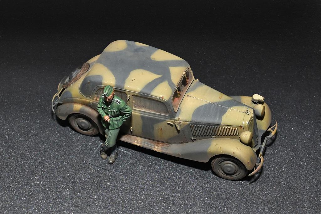 35203 乘用车 170V型 军官轿车