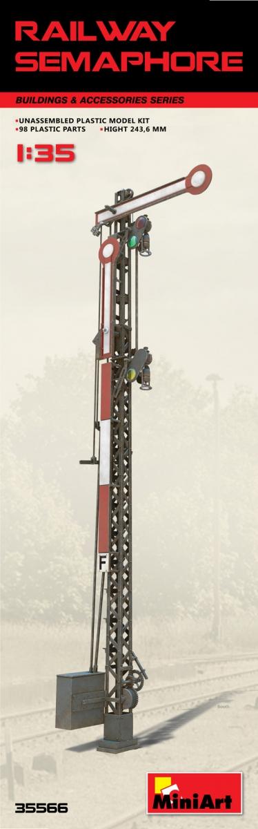 35566 铁道臂板信号装置