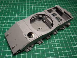 Build up 37003 T-54-1 СОВЕТCКИЙ СРЕДНИЙ ТАНК. с Интерьером