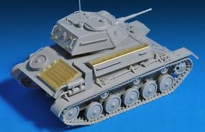 Photos 35243    T-80苏联轻型坦克 带乘员组 特别版
