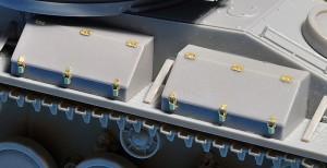 Photos 35243 T-80 SOWJET-LICHTTANK MIT CREW. SONDERAUSGABE