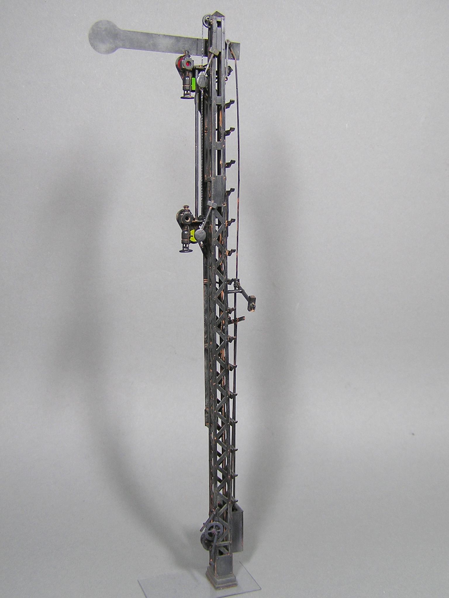 35566 腕木式信号機
