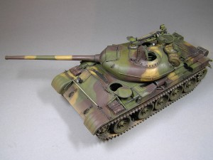 Photos 37003 T-54-1 SOVIET MEDIUM TANK. INTERIOR KIT