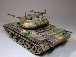 Photos 37003 T-54-1 СОВЕТCКИЙ СРЕДНИЙ ТАНК. с Интерьером