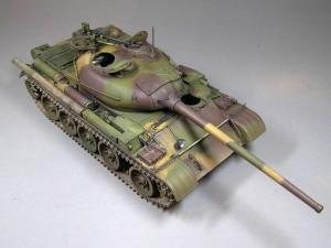 Photos 37003 T-54-1 SOVIET MEDIUM TANK. INTERIOR KIT