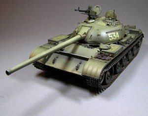 Photos 37004 T-54-2 Mod. 1949 SOVIET MEDIUM TANK