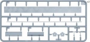 Content box 38009   ヨーロッパ路面電車<路面ベース付>付属フィギュア関連