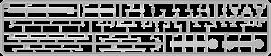 Content box 35566 RAILWAY SEMAPHORE