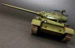 Photos 37014 T-54-1 SOVIET MEDIUM TANK Mod. 1947