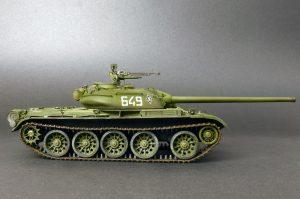 Photos 37012 T-54-2 SOVIET MEDIUM TANK. Mod. 1949