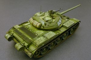 Photos 37012 T-54-2 SOVIET MEDIUM TANK. Mod. 1949
