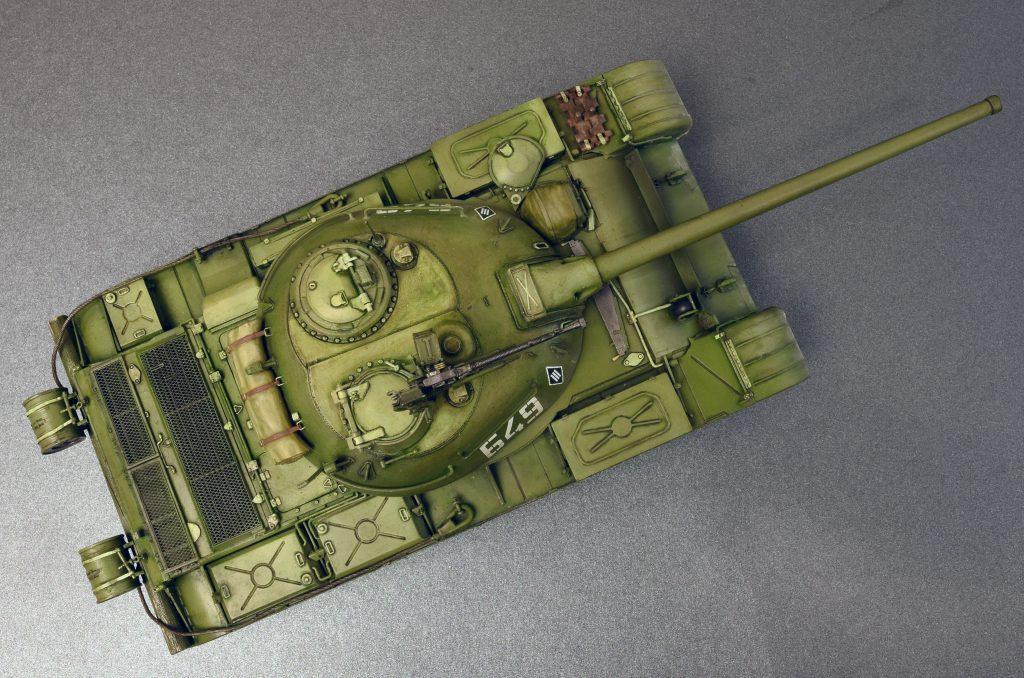 Miniart 37004-1//35 Soviet Medium Tank T-54-2 Mod Neu 1949